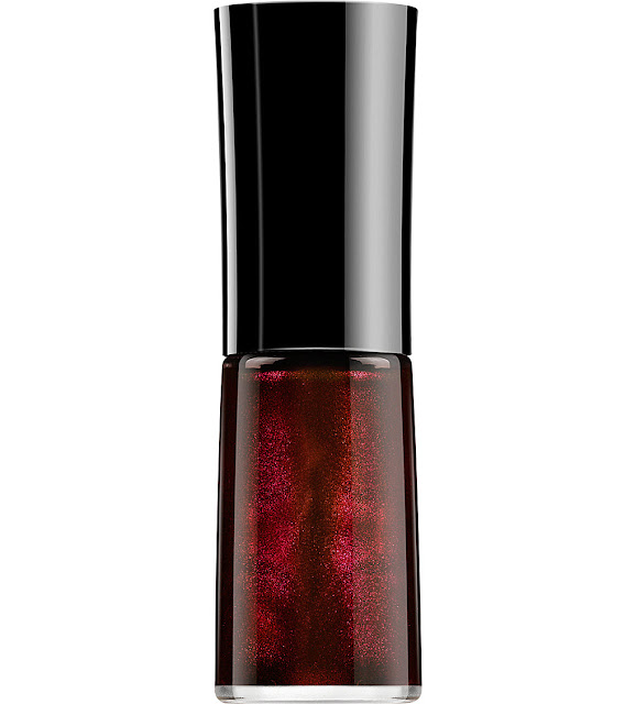 giorgio armani deep red polish, armani nail varnish,