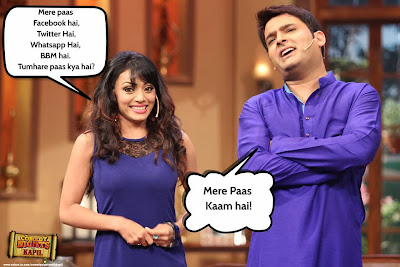 kapil Comedy Nights