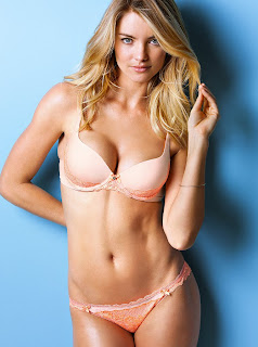 Elyse+Taylor+ +Victoria%2527s+Secret+ +April+2013+%2528MQ%2529+15 Elyse Taylors Sizzling New Victorias Secret Lingerie 2013