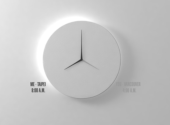 15 creative clocks and unusual clock designs. Black Bedroom Furniture Sets. Home Design Ideas