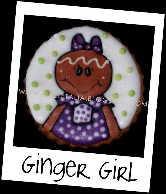 gingerman cookie