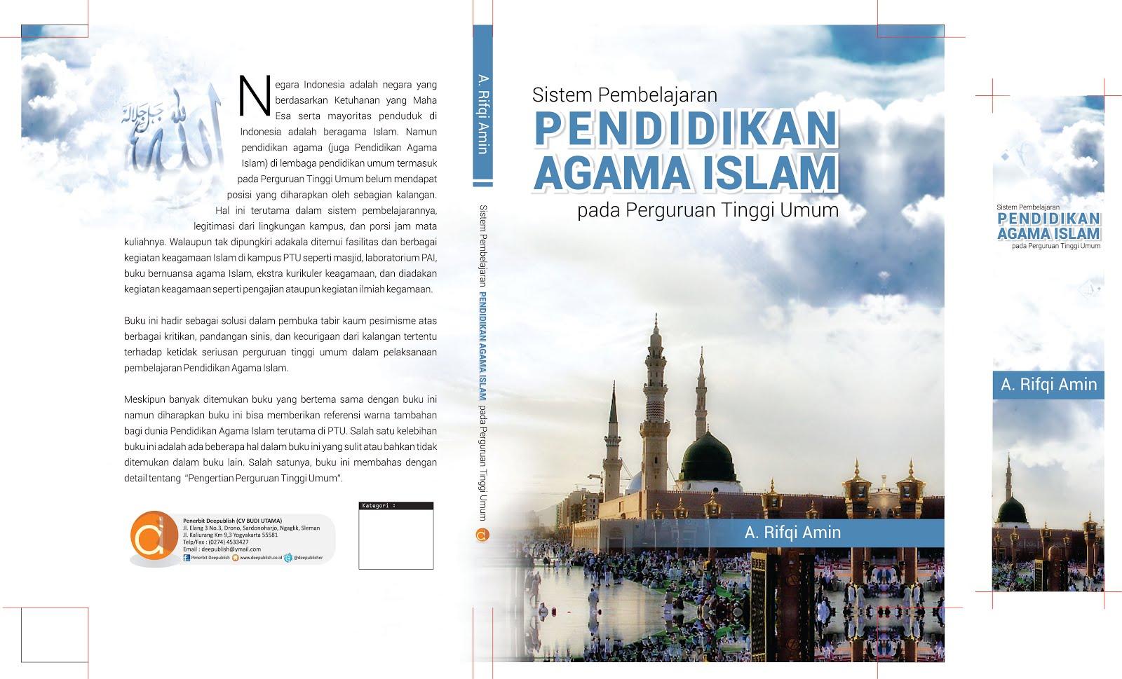 Sistem Pembelajaran Pendidikan Agama Islam pada Perguruan Tinggi Umum