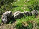 Steinkreis im oberen Nervina-Tal