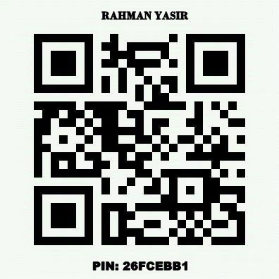 PIN BB:  26FCEBB1
