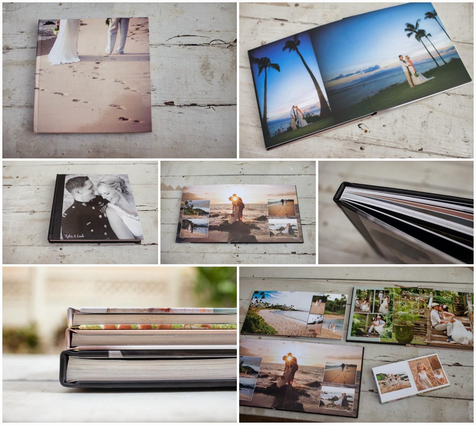 Maui Wedding Albums