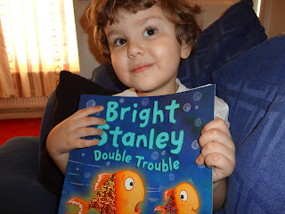 Big Boy and the Bright Stanley book