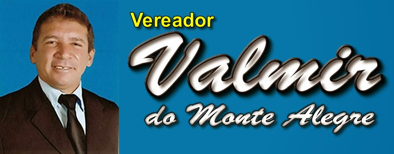BLOG DO VEREADOR VALMIR