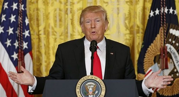 Ο Trump κατηγόρησε τα Αμερικανικά έγκυρα μέσα  ενημέρωσης μαζικής ύπνωσης ότι εμποδίζουν με τα ψέματα τους τις καλές σχέσεις με την Ρωσία