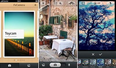 FxCamera, Aplikasi Fotografi Untuk Android Dan iOS