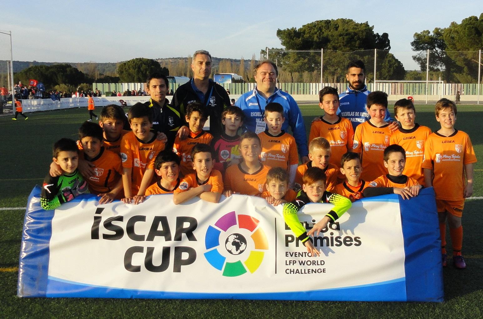 LIGA PROMISES - ÍSCAR CUP