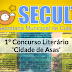 1º Concurso Literário 'Cidade de Asas'