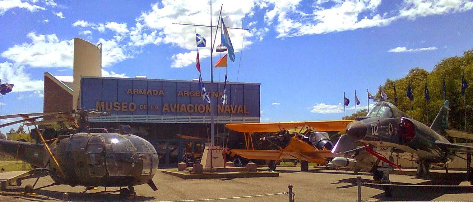 25° Aniversario de la creación del Museo de la Aviación Naval Argentina