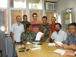 Reunião da FEBAPE com Exército Brasileiro