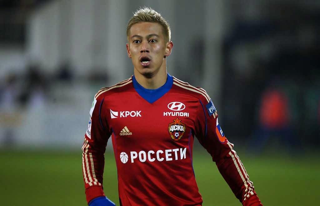 Honda - CSKA Moscow