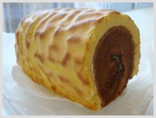 ... resep baru kue tiger roll cake yang sangat beda dan kreasi kue yang