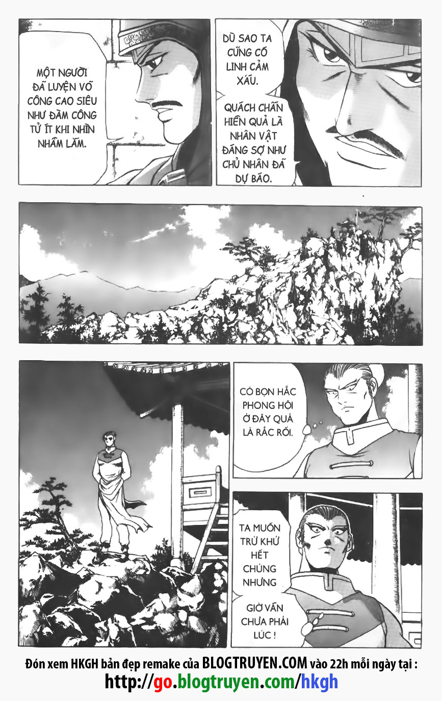 Hiệp Khách Giang Hồ - Hiệp Khách Giang Hồ Chap 123 - Pic 13