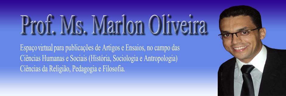 Prof. Ms. Marlon Oliveira