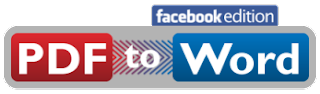 pdf converter facebook edition