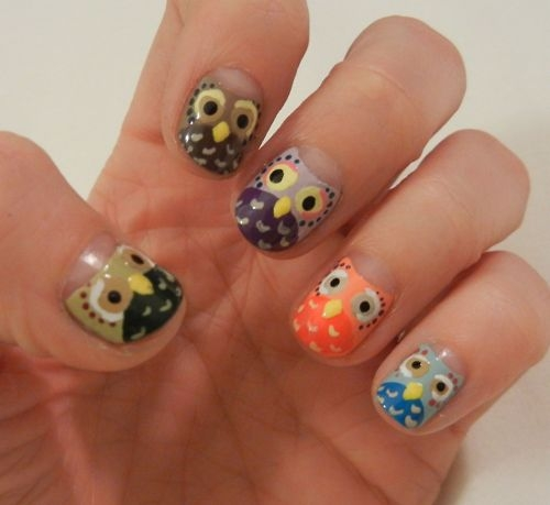 Things I Love: Awesome Nail Designs