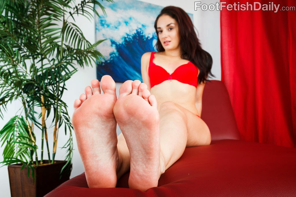 Ultimate mate Feet fetish podo