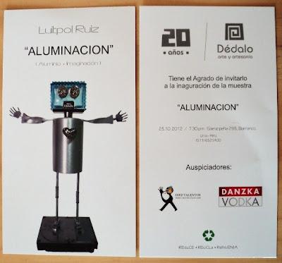Aluminación - Luitpol Ruiz (Dédalo)
