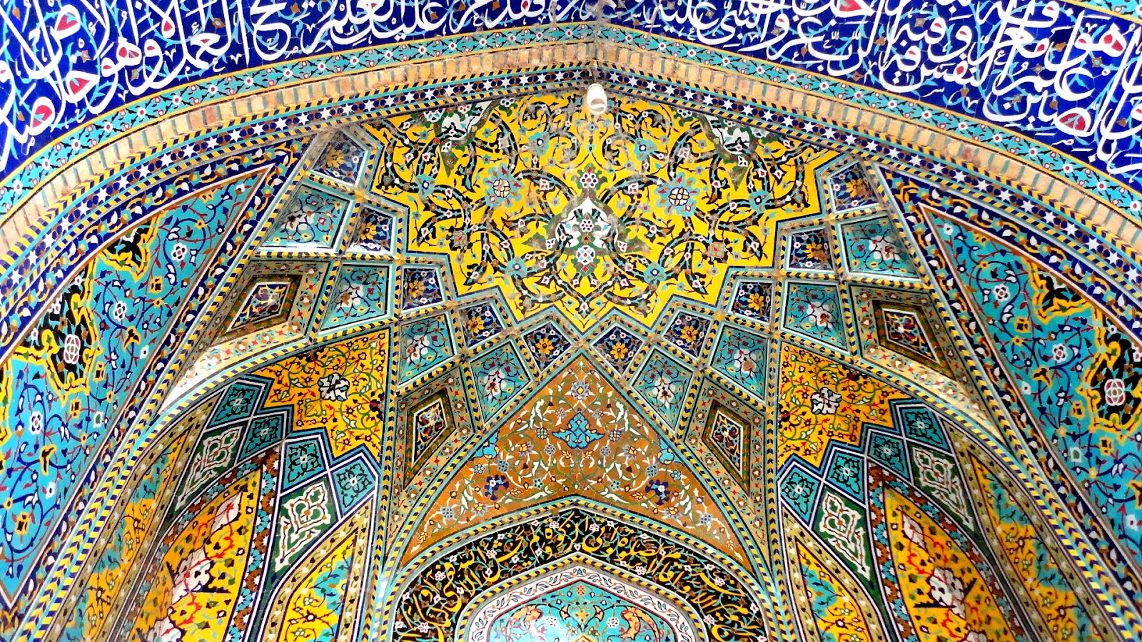 blog islamic architecture colour islamic architecture now