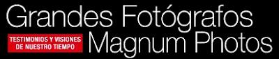 Grandes Fotógrafos Magnum Photos - El País