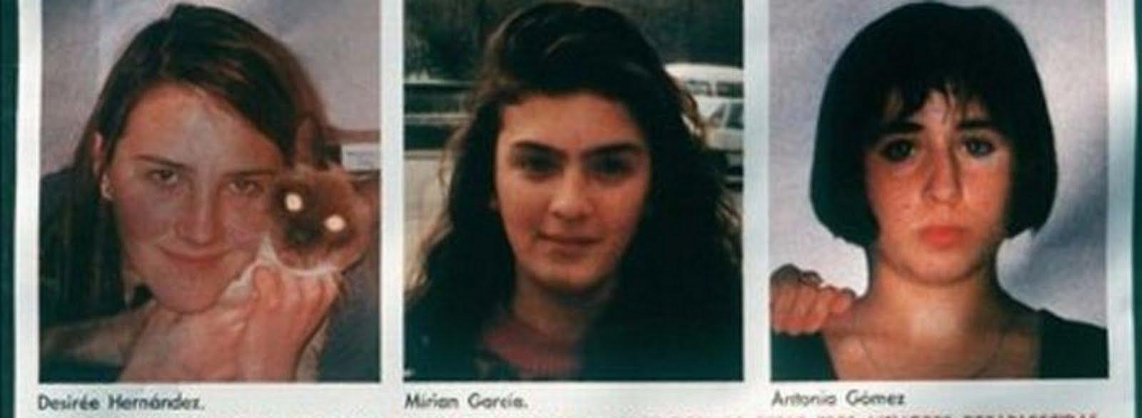Tres Ninas De Alcasser Raptadas Torturas Y Asesinadas Por Orden