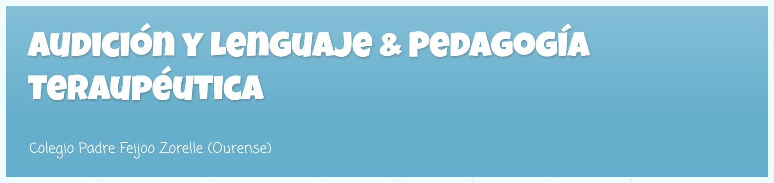 Blog de PT y AL.