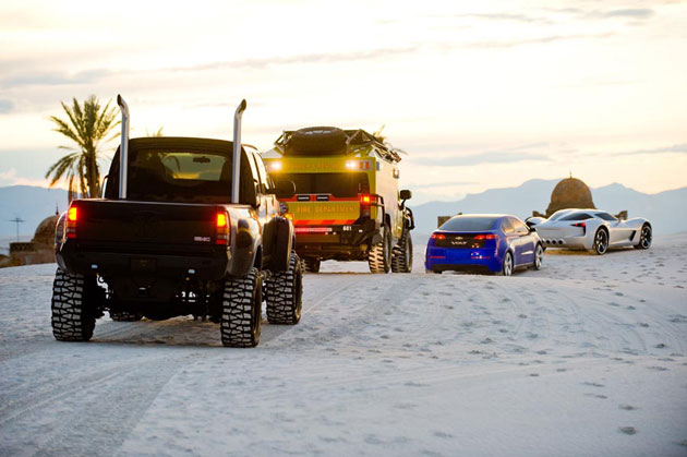 Transformers 3 Cars ~ Auto Car
