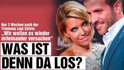 Sylvie en Rafael weer samen, geen scheiding!