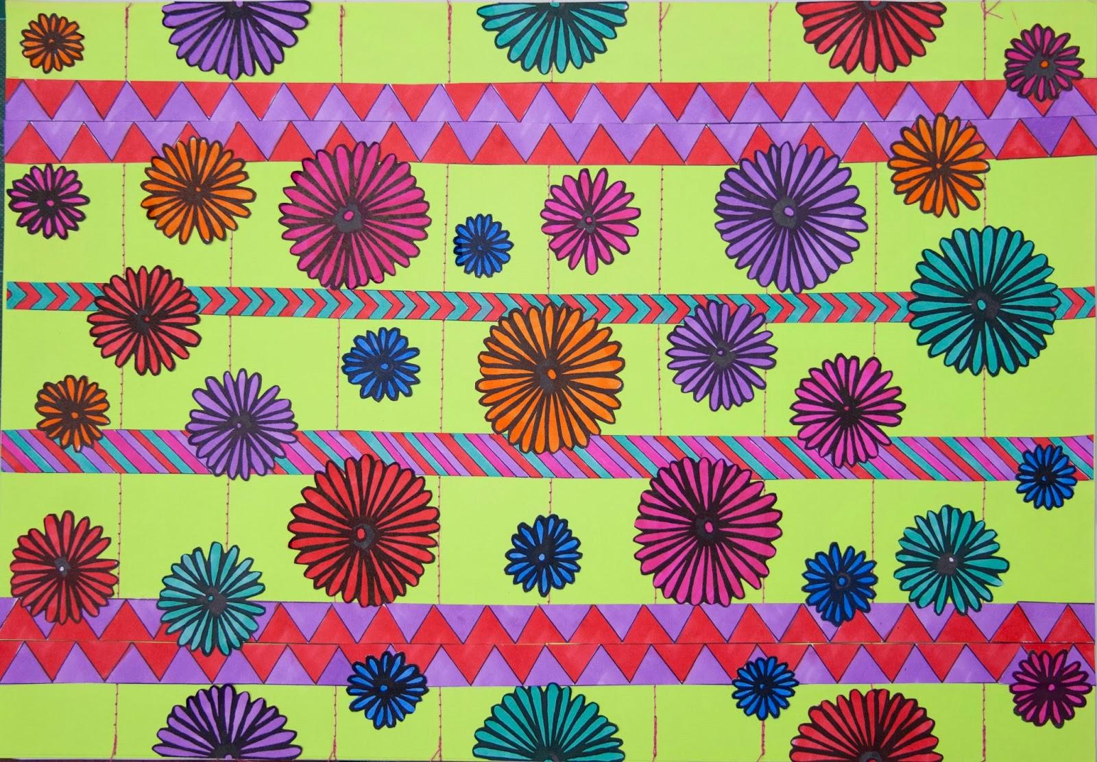 El amor es todo dise o textil - Disenos textiles del mediterraneo ...