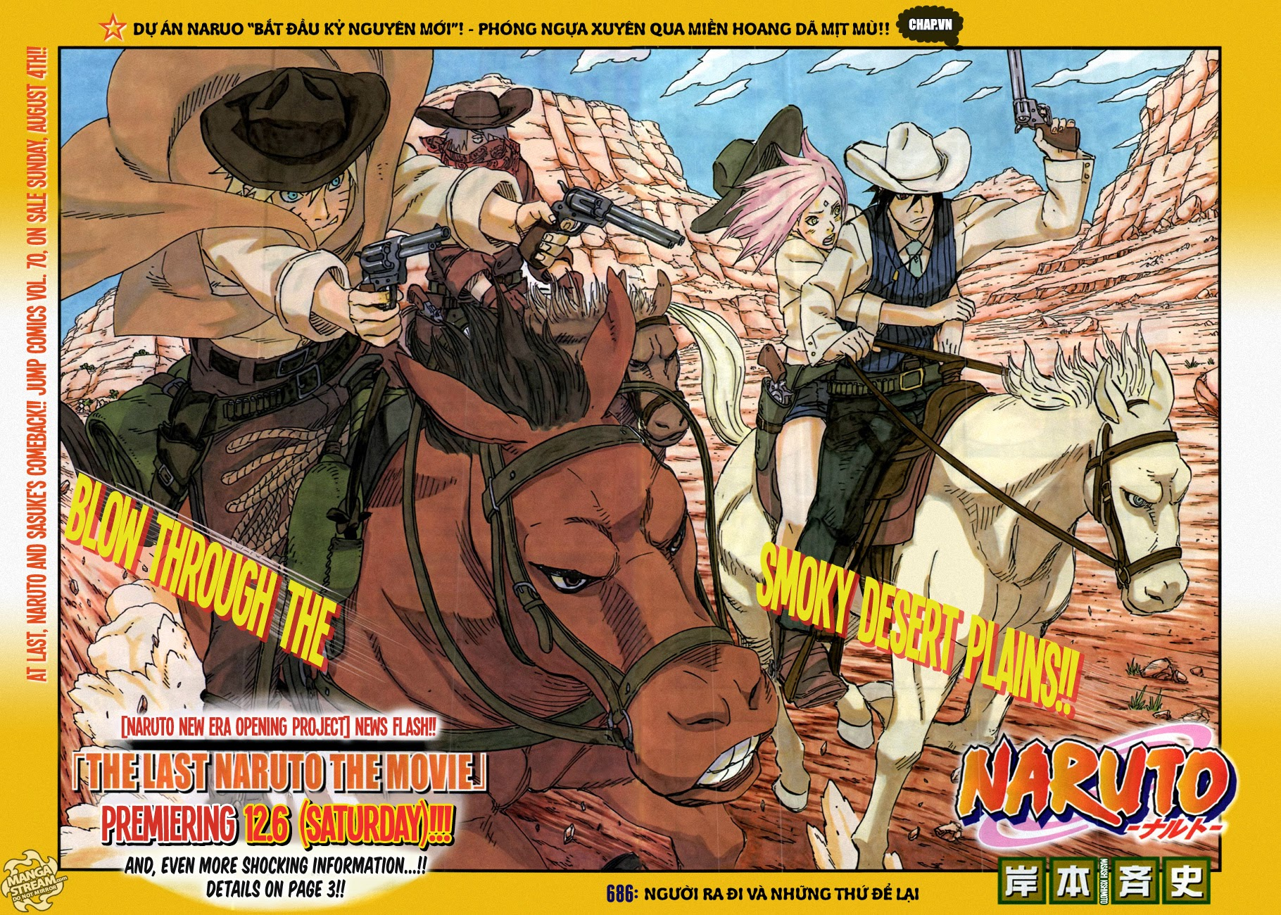 Naruto chap 686 Trang 3 - Mangak.info