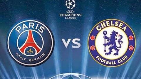 Prediksi Chelsea vs PSG di Liga Champions leg kedua