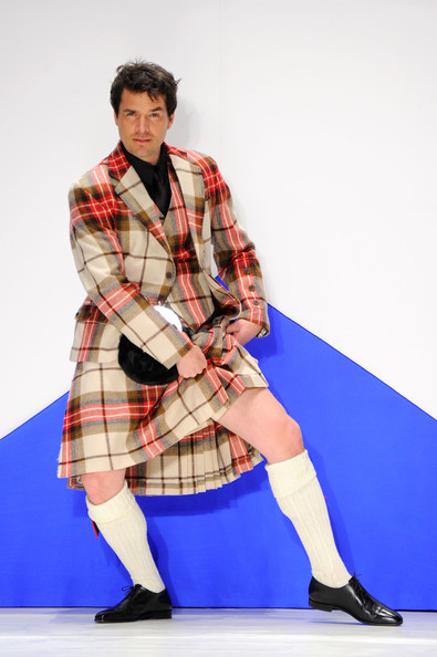"Christopher Uvenio Collezioni: Dressed to Kilt! ""Country ..."