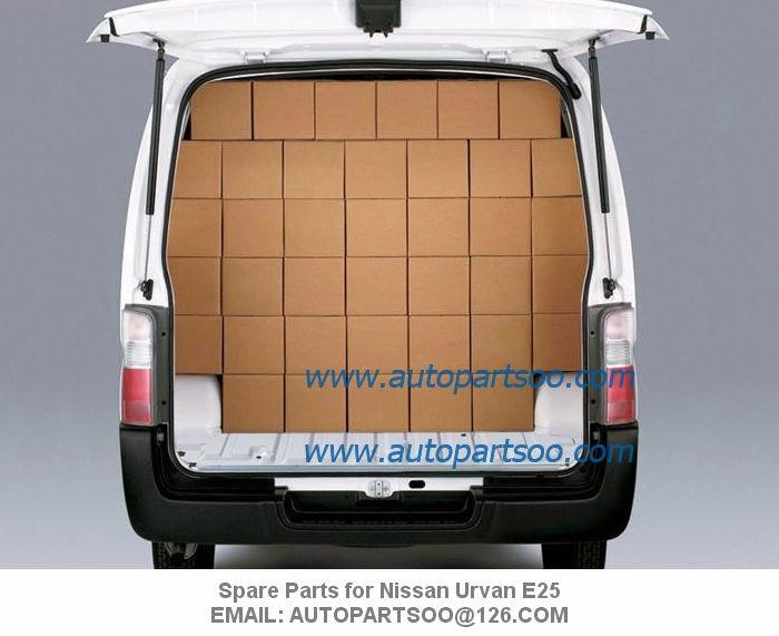 Spare Parts for Nissan Urvan Van (E25) NISSAN E25