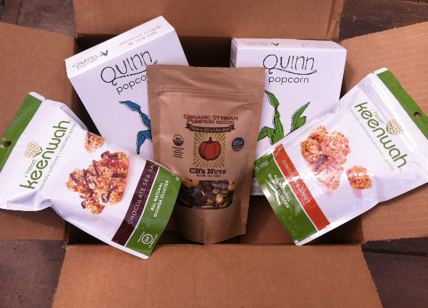 Joyus Snack Attack Pack Review - September 2012