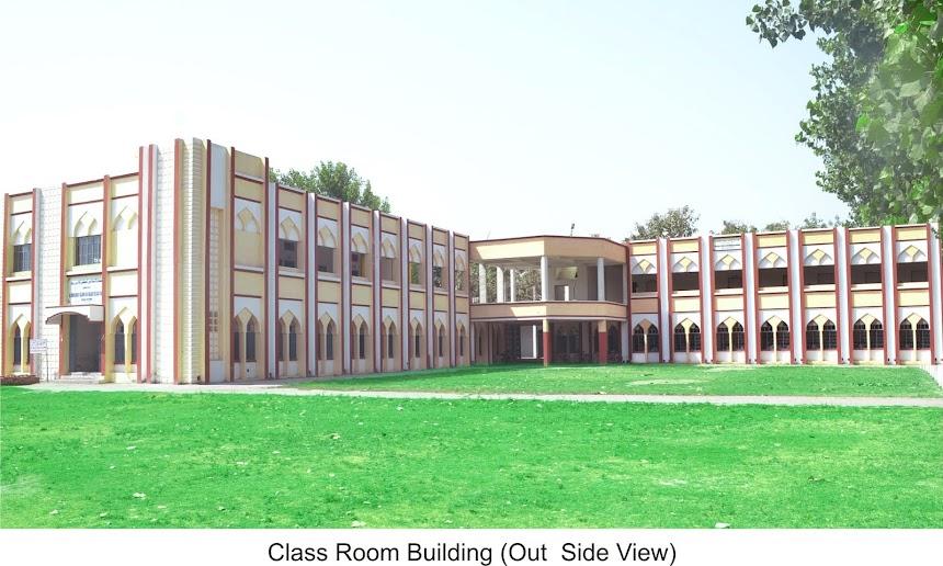 CLASS ROOM BUILDING