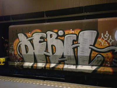 graffiti - debil