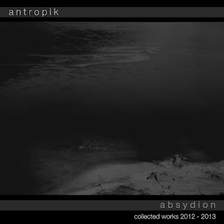 Antropik-Absydion LP-Original artwork