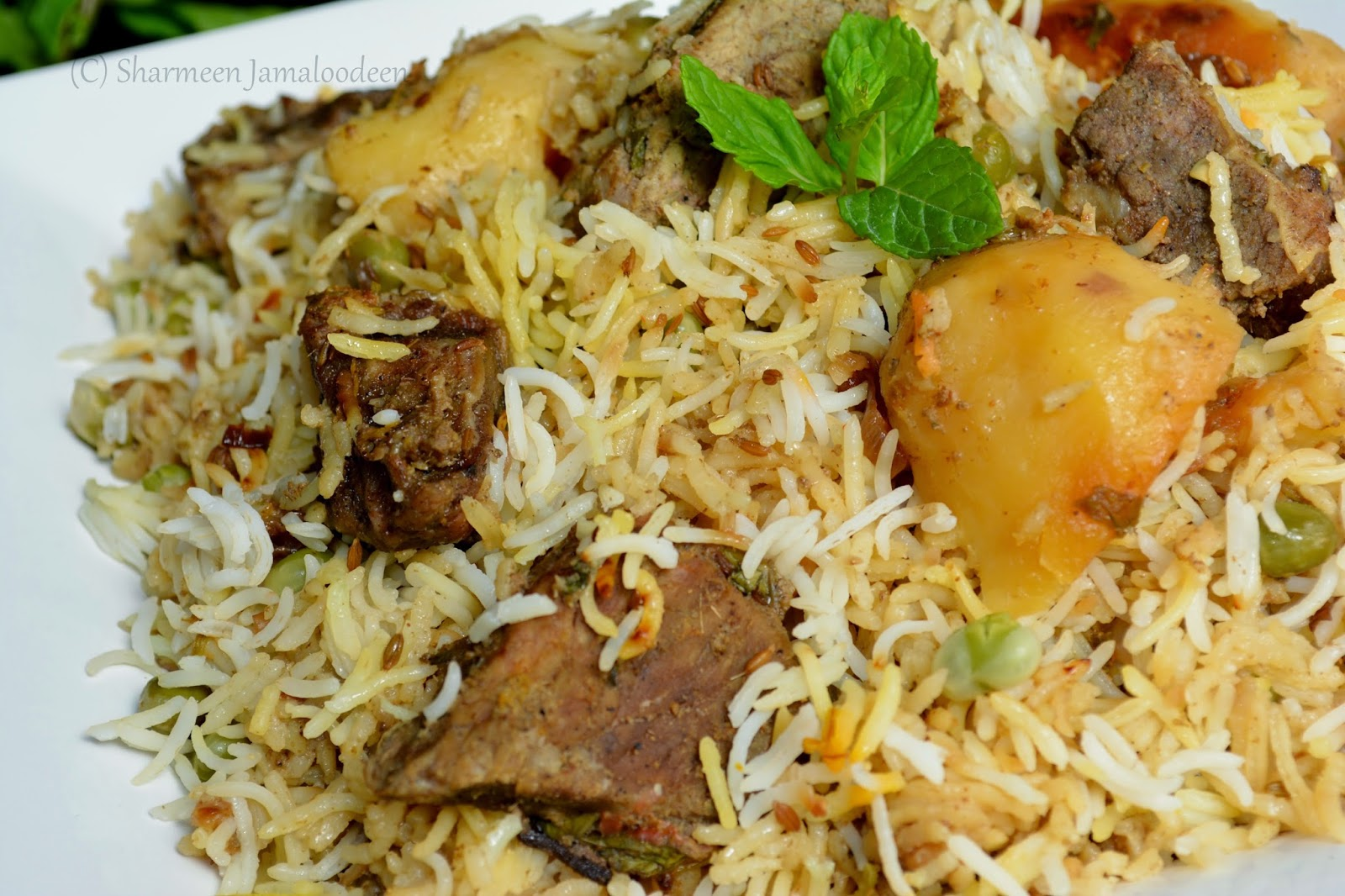 Biryani is one of the most famous dishes inMauritius and the favorite ...