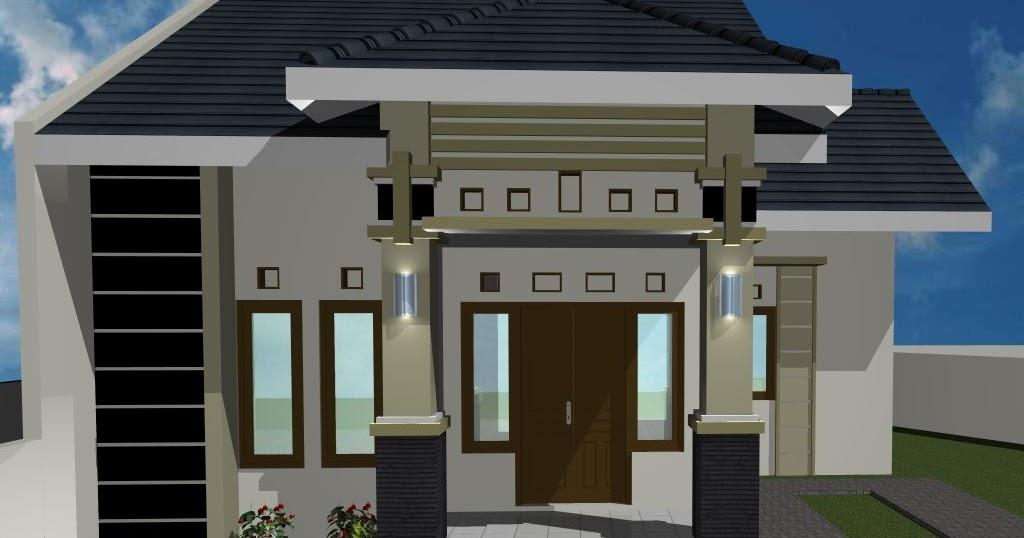 10 gambar desain rumah minimalis terbaik saat ini contoh