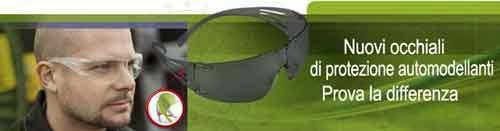 occhiali di protezione