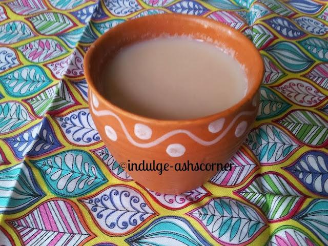 Mumbai special Ukkala cutting chai