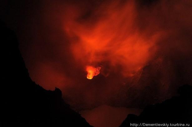 Volcán Klyuchevskoy