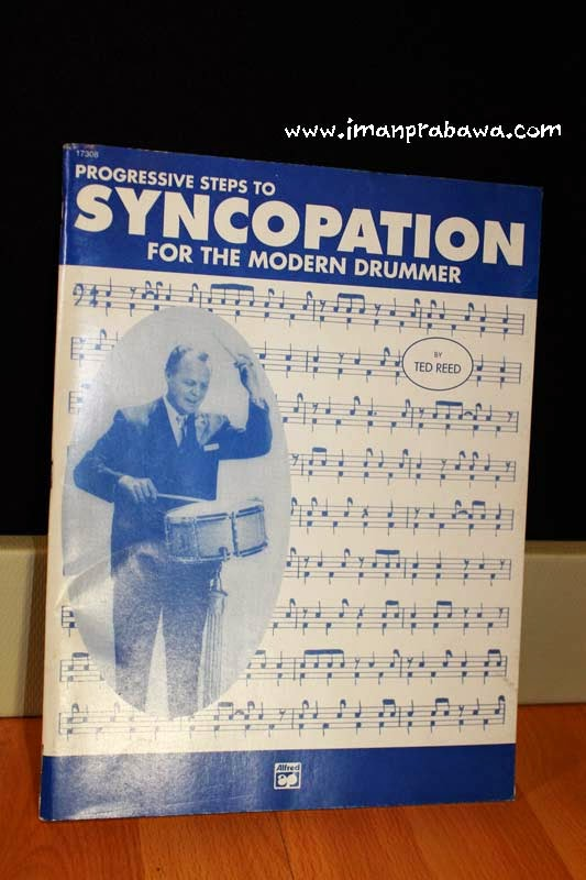 Buku Ted Reed Syncopation