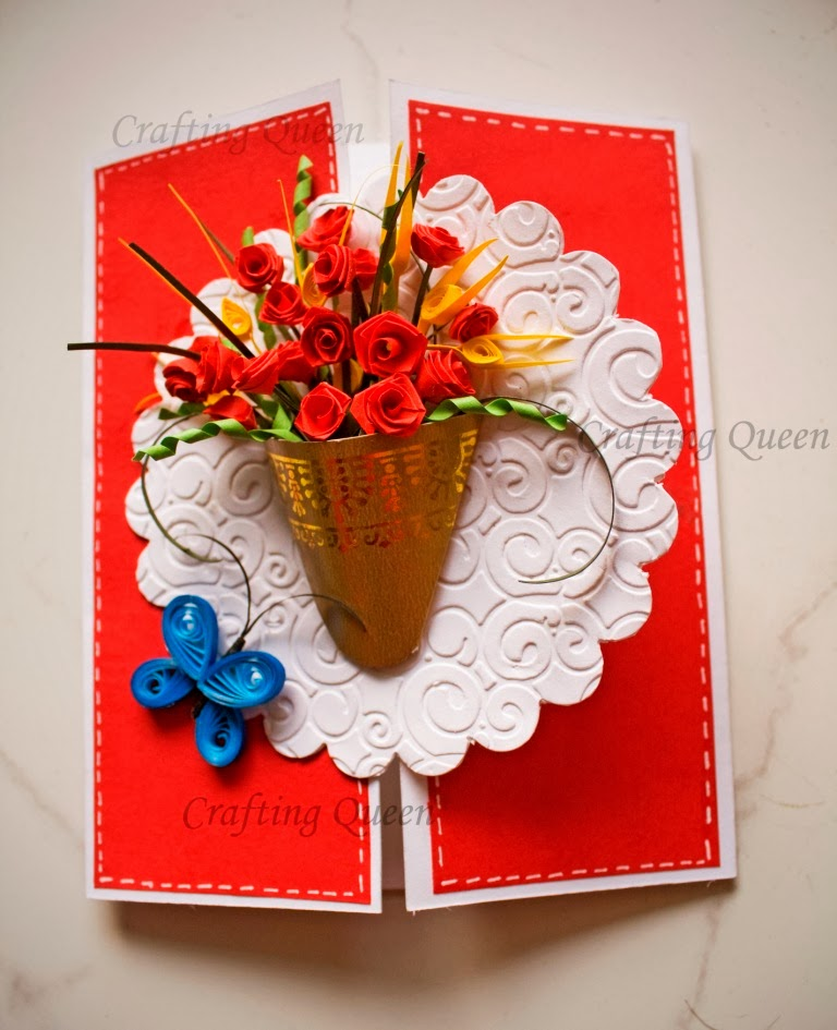 Crafting queen catalogue click here to see more quilled cards m4hsunfo