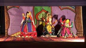 Kalsutri Puppets from Pinguli