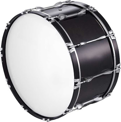 Marching Bass Drum - HTS