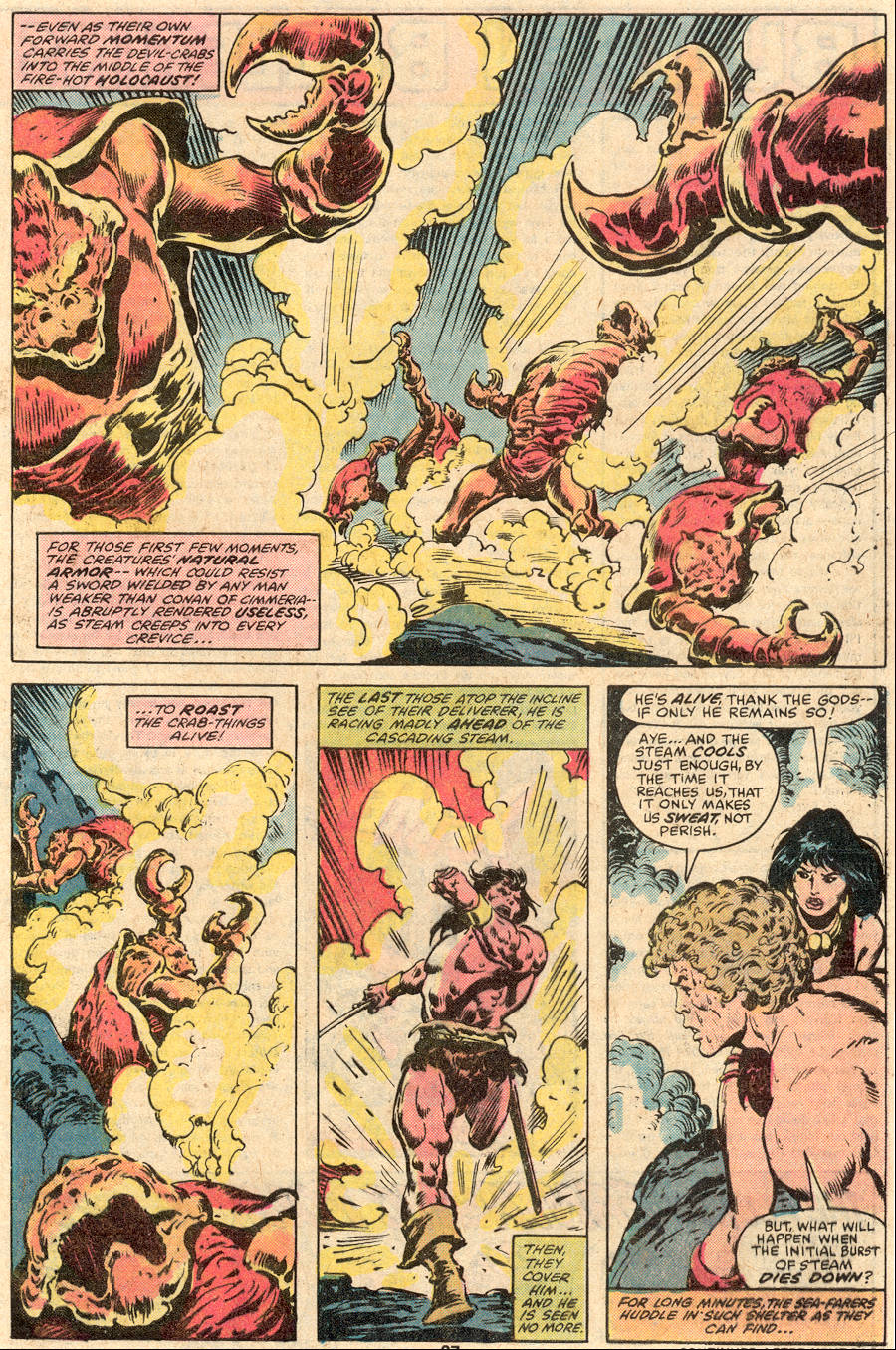 Conan the Barbarian (1970) Issue #99 #111 - English 16